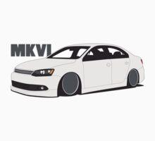 MK6 Jetta Graphic by VolkWear