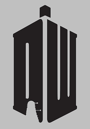 Dalek by Lauramazing