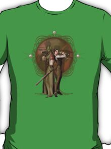 Madama Vastra and Jenny Flint T-Shirt