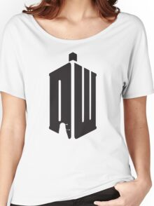 Dalek Women's Relaxed Fit T-Shirt
