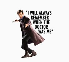 Doctor Who - 11th Doctor Quote Unisex T-Shirt