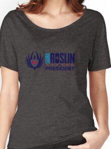 Roslin for President Women's Relaxed Fit T-Shirt