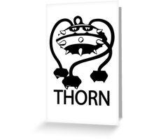 Ferrothorn Greeting Card