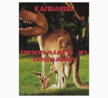 Kangroos, Dinosaur's in Disguise! T-Shirt
