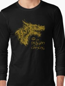 Golden & Magnificent Long Sleeve T-Shirt
