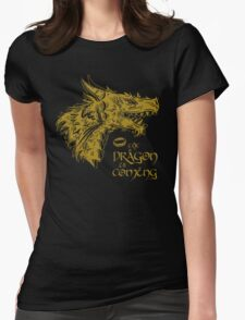 Golden & Magnificent Womens Fitted T-Shirt