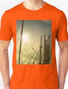 boat masts T-Shirt