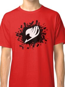 Fairy Tail Ink Logo Classic T-Shirt