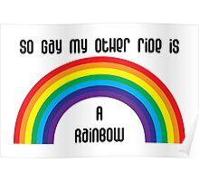 SO GAY Poster