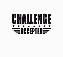 Challenge Accepted Sterne Banner T-Shirt