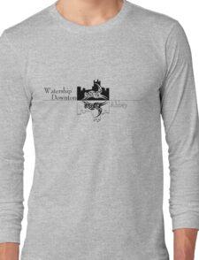 Watership Downton Abbey Long Sleeve T-Shirt