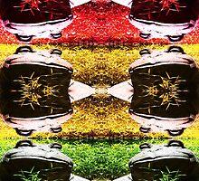 Rasta Frog Vibration by Kevin J Cooper