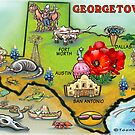 Georgetown Texas by Kevin Middleton