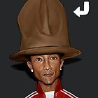 Pharell's Hat by Brad Collins