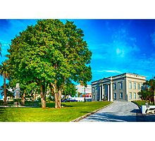 CABINET OFFICE FRONT STREET BERMUDA.. Photographic Print