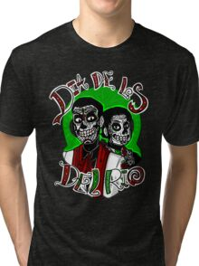 Day of the Del Rio Tri-blend T-Shirt