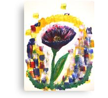 just flower Canvas Print