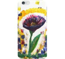 just flower iPhone Case/Skin