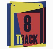 Pop Art 8 Track Tape by retrorebirth
