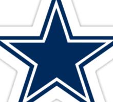 Dallas Cowboys are BAD Sticker