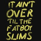 Fatboy Slim by ndw1010
