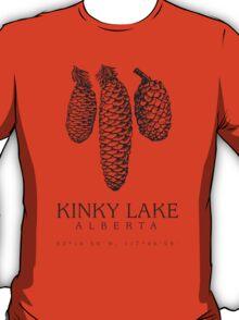 Kinky Lake, Alberta. T-Shirt