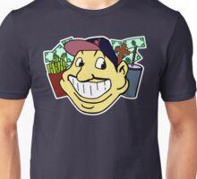 Mr. Whitehoo Unisex T-Shirt