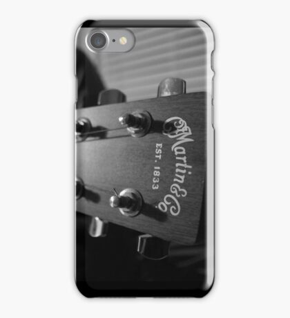 Martin Guitar iPhone Case/Skin
