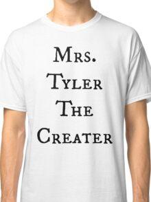 Mrs. TylerTheCreater Classic T-Shirt