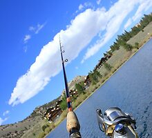 Fishing by Cameron Feuerstein