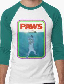 Jaws (PAWS) Movie parody T Shirt T-Shirt
