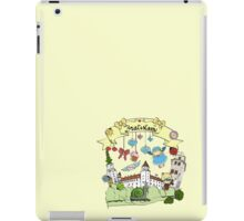 cool city with animals iPad Case/Skin
