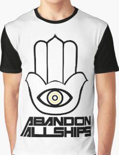 abandon all ships - Malocchio Graphic T-Shirt