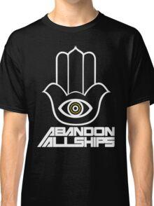 abandon all ships - Malocchio Classic T-Shirt