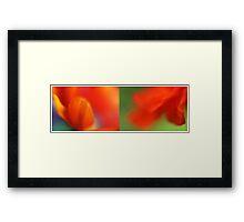 Zen Renewal - No.3 Framed Print
