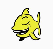 Happy happy fish Unisex T-Shirt
