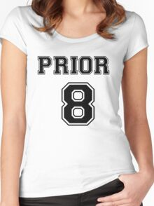 Prior- T Women's Fitted Scoop T-Shirt