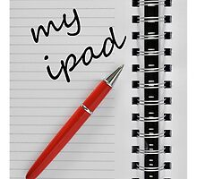 my ipad by laikaincosmos