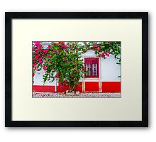The Colours of Portugal Framed Print