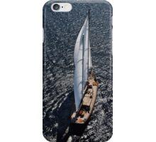 sailboat sailing iPhone Case/Skin
