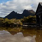 Boat Shed by AndyG