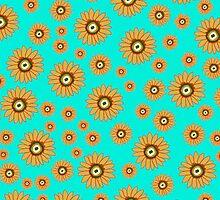 flowers design by laikaincosmos
