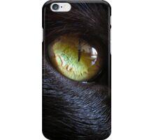 cat eye iPhone Case/Skin