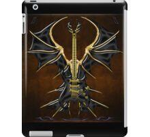 Black Dream Gothic Guitar  iPad Case/Skin