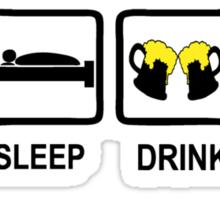 Eat Sleep Drink Watch Game Of Thrones Sticker