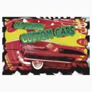 custom cars by digart