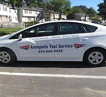 Annapolis cab service by annapolistaxi