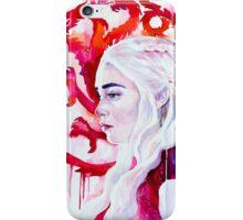 Daenerys Targaryen - game of thrones 4 iPhone Case/Skin