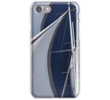 sailboat sailing iPhone Case/Skin