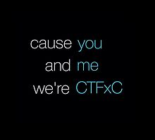 CTFxC case by tyyleroakleyy